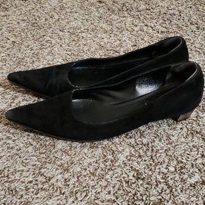 Prada suede shoes